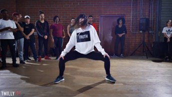 Meninas E Meninos Arrasando Na Coreografia, Veja Que Sensacional!