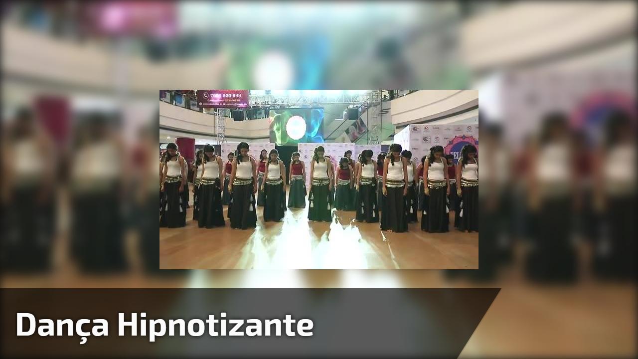 Dança hipnotizante