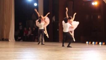O Balé É Uma Das Danças Mais Lindas E Leves, Veja Que Lindo Esse Vídeo!