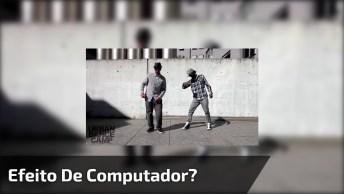Que Apresentação Destes Caras! Parece Efeito De Computador, Mais É Breakdance!