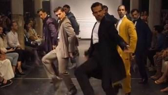 Quem Disse Que Homens Não Sabem Dançar? Muito Legal, Confira!