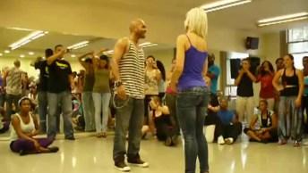 Se Você Gosta De Dança De Salão, Vai Amar Este Vídeo, Eles Mandam Muito Bem!
