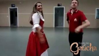 Tradicional Dança De Salão Gaúcha, Para Rodar No Salão, Confira!