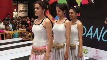 Vídeo Com Apresentação De Dança Do Ventre, Simplesmente Lindo!