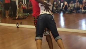 Vídeo Com Casal Dançando Kizomba Na Espanha, Vale A Pena Conferir!