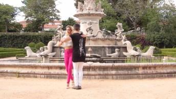 Vídeo Com Casal Dançando Kizomba, Um Ritmo Que Vem Conquistando Muita Gente!