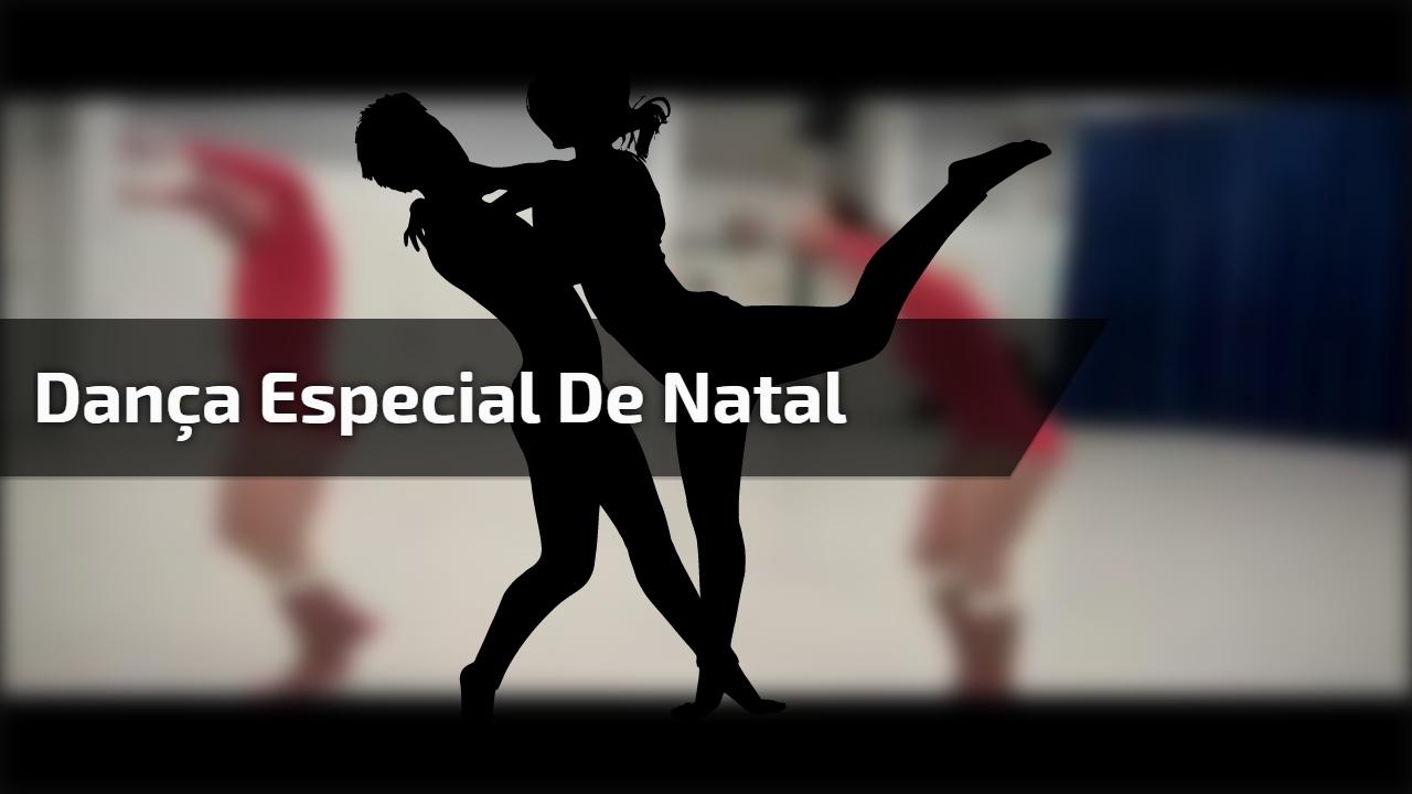 Dança especial de Natal