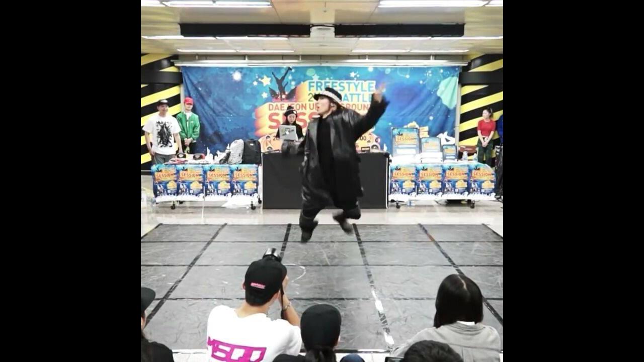 Vídeo com dança mais incrível que você viu