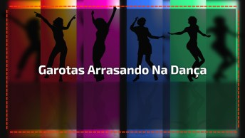 Vídeo Com Garotas Dançando Maravilhosamente Bem, Vale A Pena Conferir!