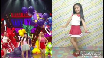 Vídeo Com Garotinha Imitando Red Velvet, Um Grupo Feminino Sul-Coreano!