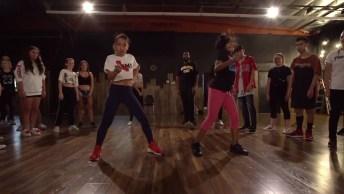 Vídeo Com Garotinhas Dançando Demais, Olha Só Como Elas Mandam Bem!