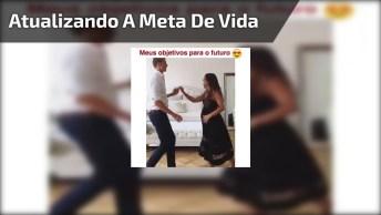 Vídeo De Dança Mais Lindo Que Você Verá Hoje, É Muito Amor!
