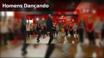 Video De Dança Sensacional, Para Quem Acha Que Homens Não Sabem Dançar!