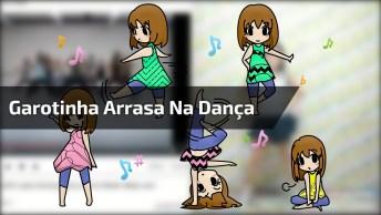 Vídeo De Garotinha Dançando Coreografia De Sua Música Preferida!