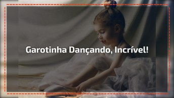 Vídeo De Garotinha Dançando, Olha Só Como Ela Manda Bem Ela É Demais!