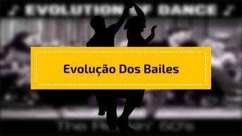 Vídeo Muito Legal Mostrando A Evolução Dos Bailes, E As Formas De Dançar!