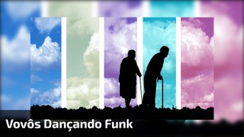 Vovôs Dançando Funk, Eles Mandam Muito Bem, Você Não Vai Acreditar!