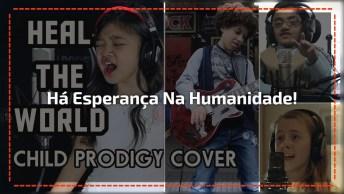 Ainda Há Esperança Na Humanidade! 'Heal The World' Musica De Michael Jackson!