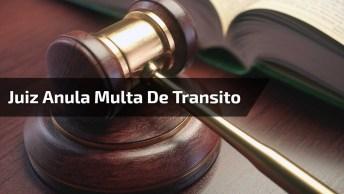 Juiz Anula Multa De Transito De Uma Mulher Após Escutar Sua Triste História!