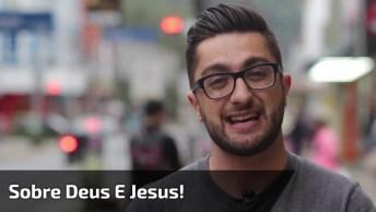 Mensagem De Thiago Rodrigo Sobre Deus E Jesus, Ubuntu Todos Os Dias!
