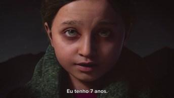 Sofia Vai Ajudar Você Enxergar O Que Nunca Viu Sobre As Crianças Refugiadas!