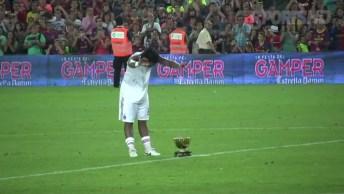 Coisas Que Só O Ronaldinho Gaúcho Foi Capaz De Fazer Enquanto Jogava!