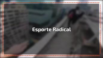 Está Afim De Um Esporte Radical? Confira Imagens Do Esporte Urbano, O Parkour!