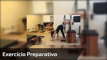 Exercício Preparativo Para A Famosa Invertida, Muito Bom, Vale A Pena Aprender!