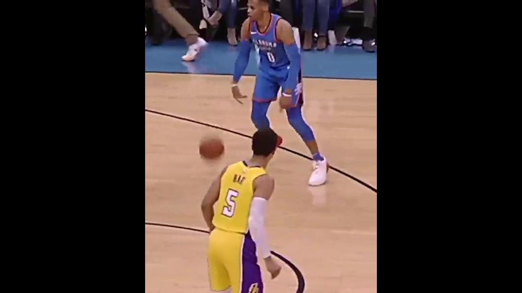 Melhores lances de basquetes