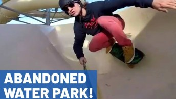 Mistura De Surf Com Skate, Essa Moda Vai Pegar, Confira E Compartilhe!