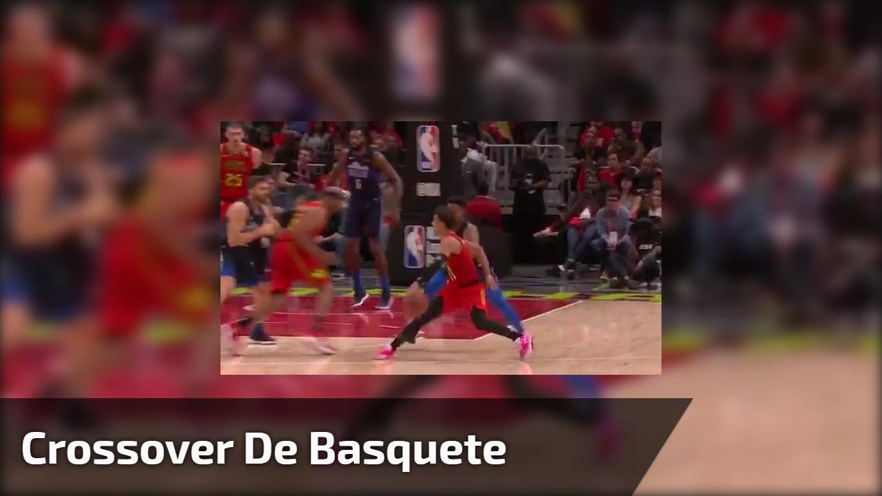 Crossover de basquete