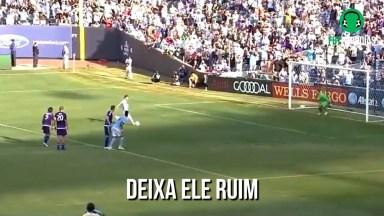Os Pernas De Pau Do Futebol Viraram Paródia, Para Rir Muito Hahaha!