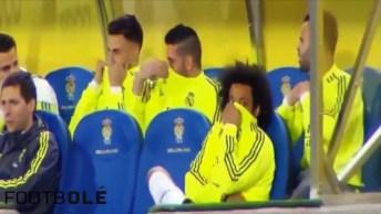 Saiba Mais Sobre O Lateral Marcelo Da Seleção Brasileira, Ele É Muito Engraçado!
