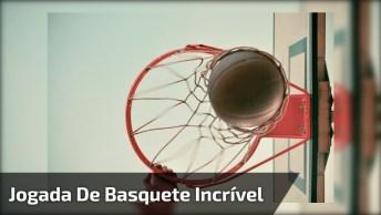 Video De Basquete - Mais Um Impressionante Para Postar No Facebook!