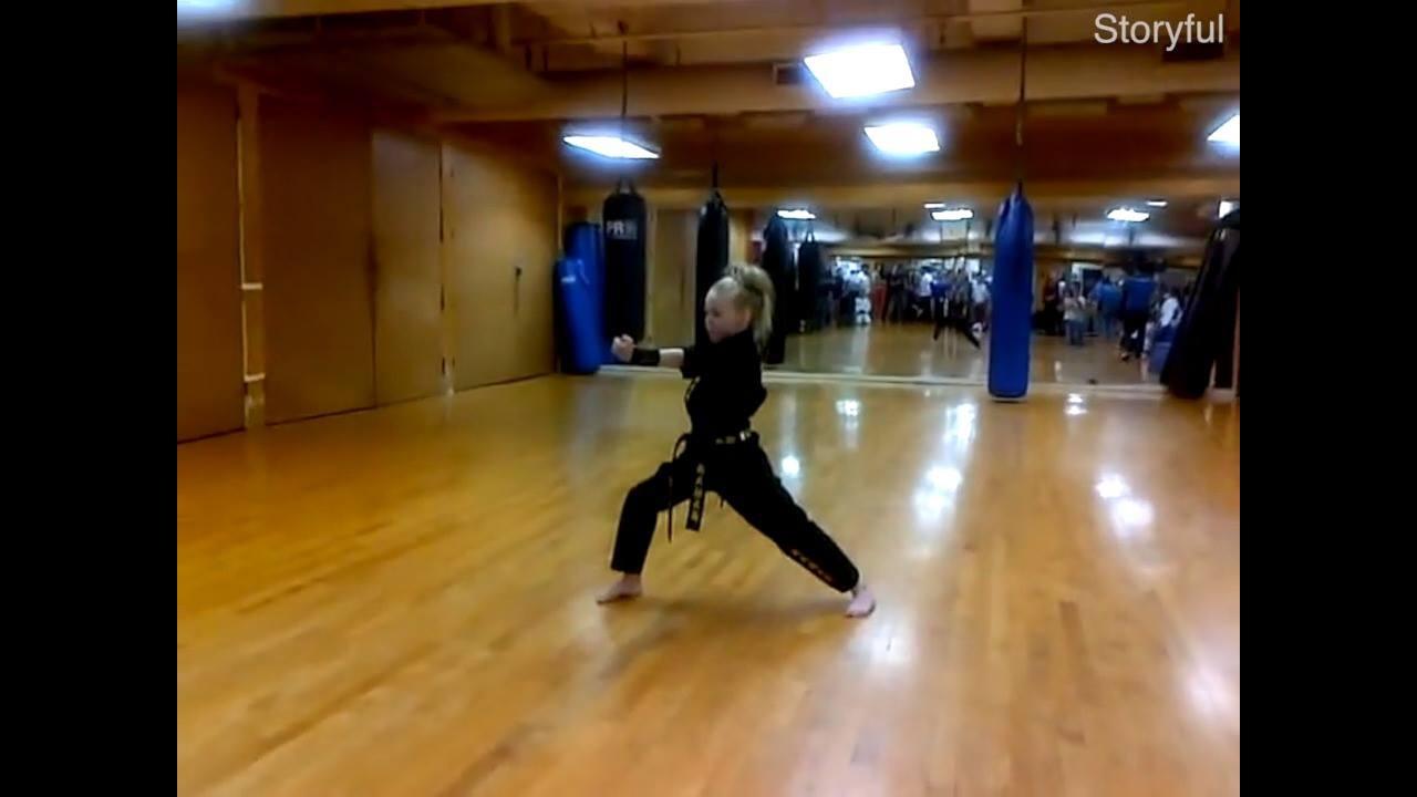 Video de Kung-fu, imagens legais para compartilhar no Facebook
