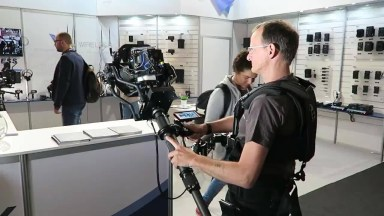 Artemis Trinity - Estabilizador Mecânico Para Filmagem Profissional!