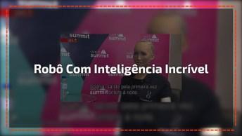Entrevista Com A Robô Sophia, Sua Inteligência É Assustadora!
