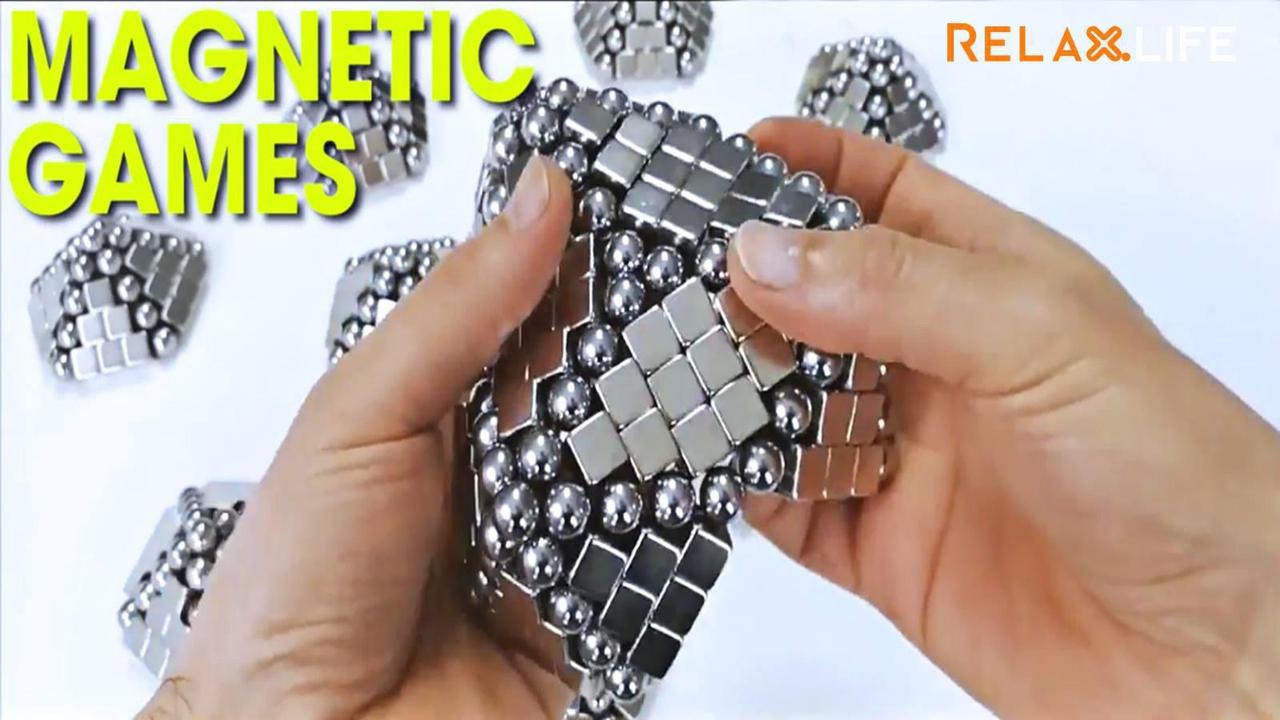 Jogos magnéticos, veja que incrível essas montagens