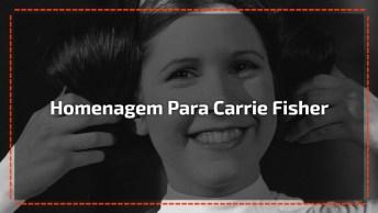 Morre Carrie Fisher Aos 60 Anos, A Princesa Leia De 'Star Wars'