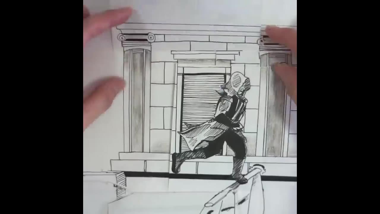 Animação em stop motion para você compartilhar