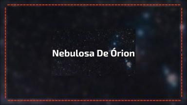 Constelação E Nebulosa De Órion, Uma Imagem Muito Interessante!