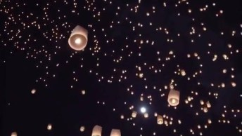 Imagens Lindas E Impressionantes De Uma Festa De Natal Em Algum Lugar Do Mundo!