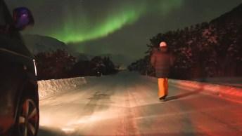 Impressionante Aurora Boreal, Veja Como É Magico Observar Este Fenômeno!