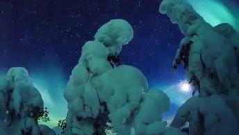Impressionante Fenômeno Aurora Boreal, As Imagens São Magnificas!