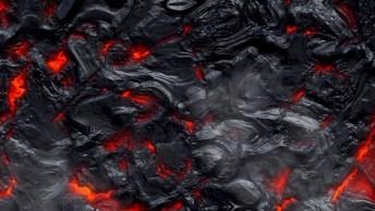 Impressionante Lava Vulcânica, Veja Bem De Perto Estas Assustadoras Imagens!