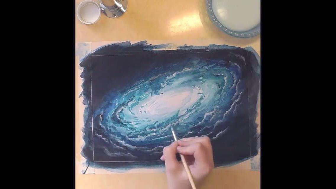 Impressionante o trabalho deste artista