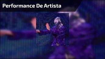 Impressionante Performance Deste Artista Em Um Programa De Talentos!