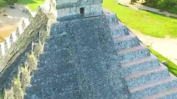 Impressionante Piramide No México, Conheça Um Pouquinho Deste Monumento Incrível