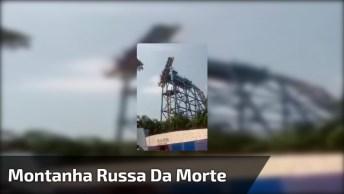 Montanha Russa Da Morte, Veja O Vídeo E Descubra O Motivo Do Nome!