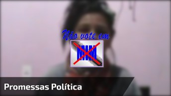 Promessa Mais Interessante De Política, 1 Real Vai Valer 4 Real. . .